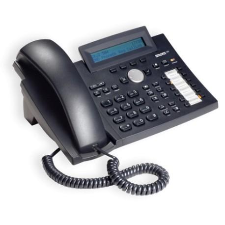 گوشی شبکه Snom 320