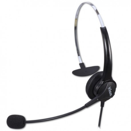 Headset Hion FOR600-RJ11