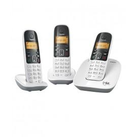 تلفن بیسیم سه گوشی گیگاست A490 Trio