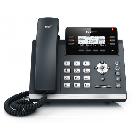 تلفن یالینک IP PHONE YEALINK T41S