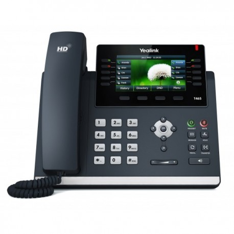 تلفن یالینک IP Phone Yealink T46S