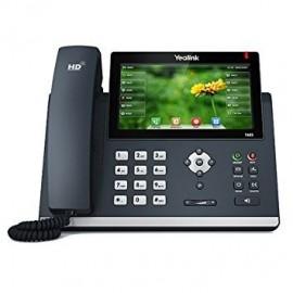 تلفن یالینک IP PHONE YEALINK T48S