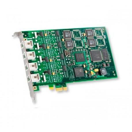 کارت نالوگ دیالوجیک Dialogic Diva Analog-4 PCIe