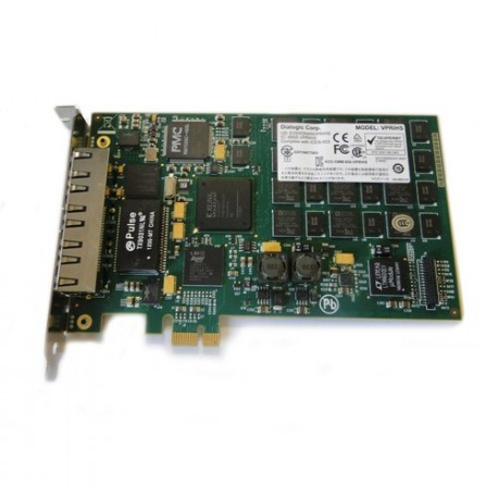 کارت دیجیتال دیالوجیک Dialogic Diva V-1PRI PCIe Media Board