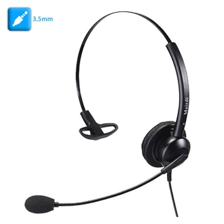 هدست میردی Headset Mairdi MRD 308 SPC-3.5mm