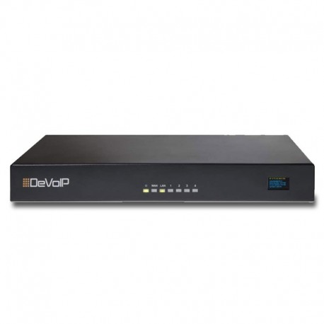 مرکز تلفن IP PBX DV-10016