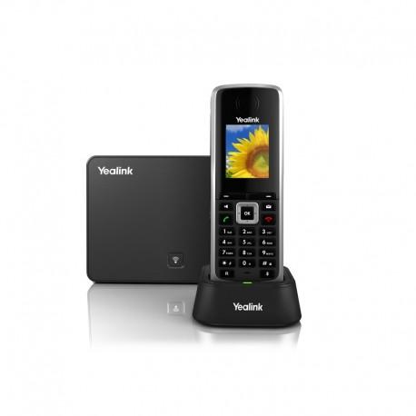 تلفن شبکه بی سیم Yealink W52P