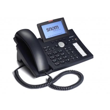 گوشی شبکه snom 370