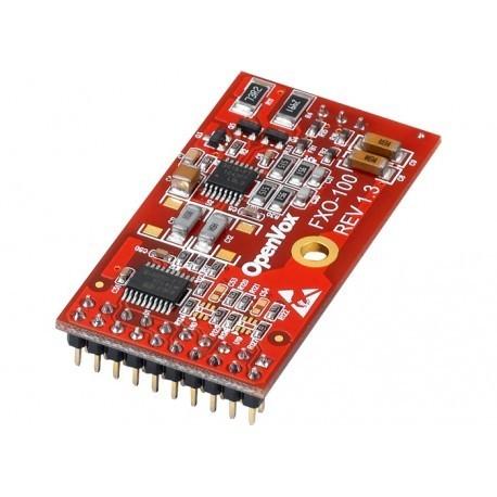 ماژول کارت تلفن Openvox FXO100
