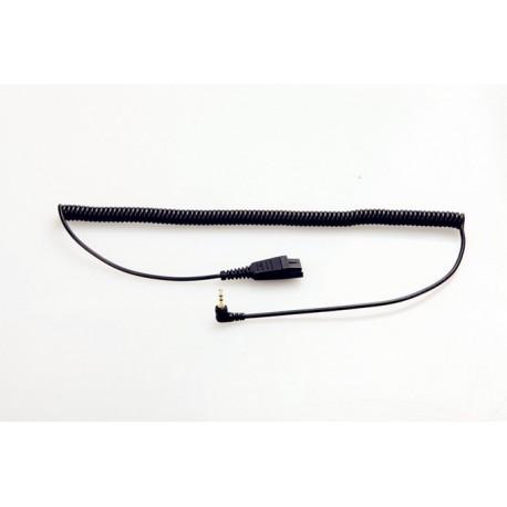 VT QD-2.5mm Plug