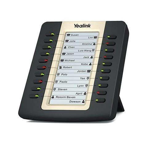 ماژول توسعه یالینک Yealink EXP20 Expansion Module