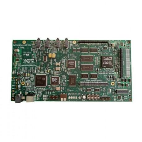 کارت TI-Spectrum Digital TMS320C6416T DSK